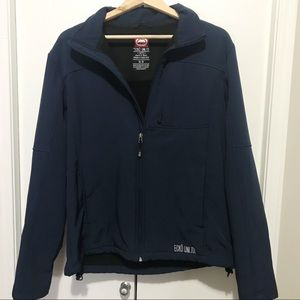 Ecko Blue Softshell Jacket
